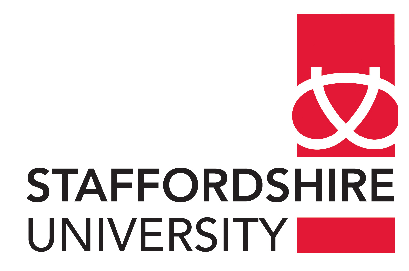 partner logo staffordshire university